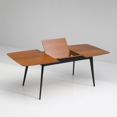 M2 dining table designed by Alfred Hendrickx, 1958