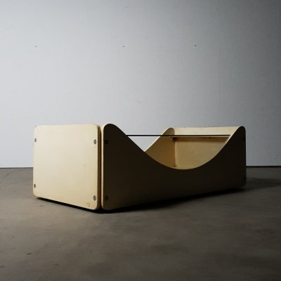 Rare Max Clendinning coffee table by Race Furniture, UK 1967