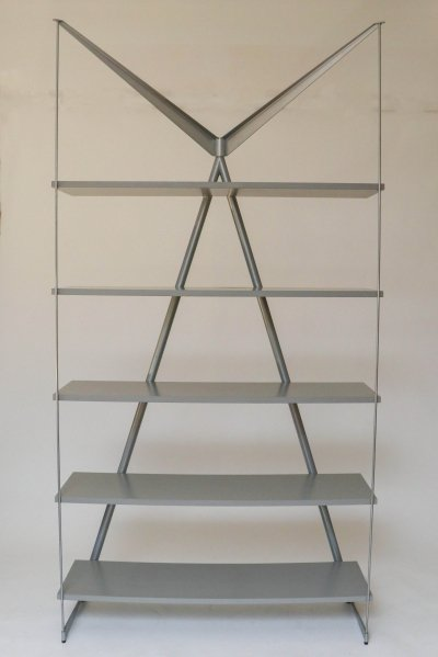 Angelo Necessario Shelving Unit by Paolo Pallucco, Italy 1988