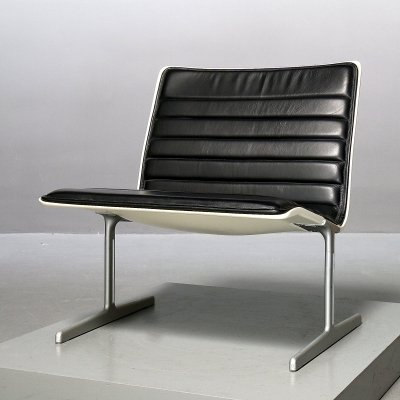 Chair Programme 601 (RZ 60) by Dieter Rams for Vitsoe, 1970s