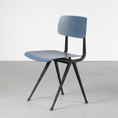 Result dining chair by Friso Kramer for Ahrend de Cirkel, 1950s
