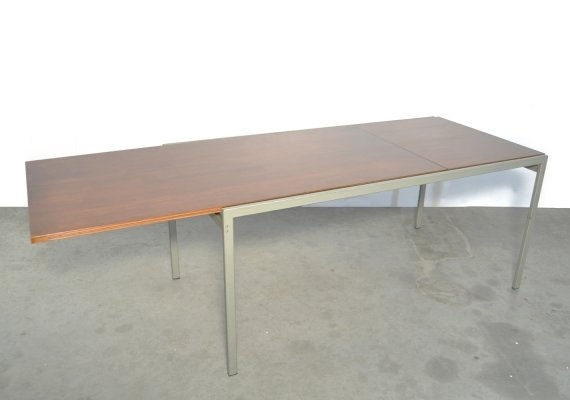 Extendable 'Japanese serie' dining table by Cees Braakman for Pastoe, 1960s