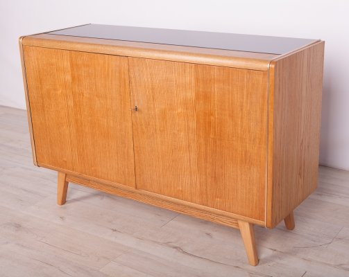 Small Sideboard by Hubert Nepozitek & Bohumil Landsman for Jitona, 1960s