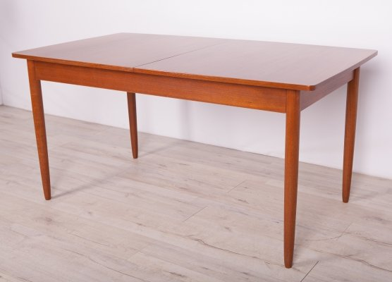 Mid Century Extendable Dining Table from Austinsuite, 1960s