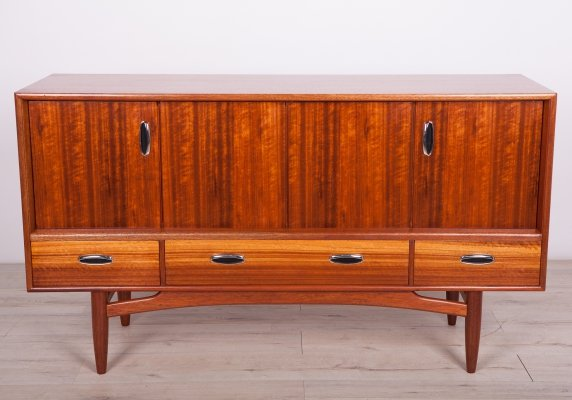 Mid-Century Walnut Sideboard from G-Plan, 1960s