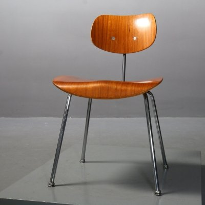 Chair SE 68 by Egon Eiermann for Wilde +Spieth, 1960s
