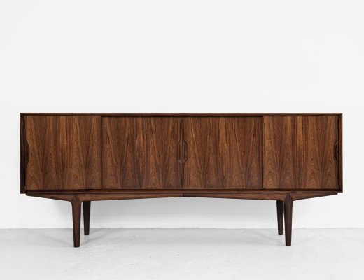 Midcentury Danish sideboard in rosewood by Rosengren Hansen, 1960s