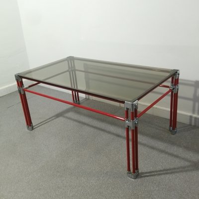 Coffee table produced in the eighties