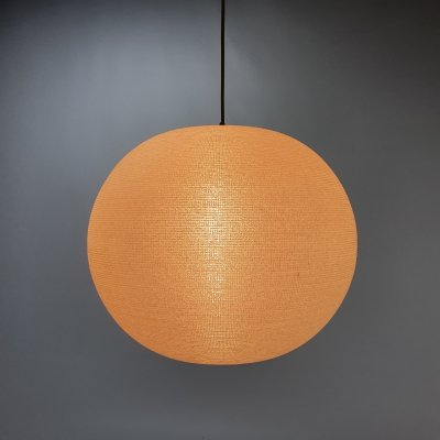 Mid Century Plastic Lampion Ball light, 1960s