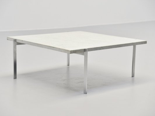 Poul Kjærholm PK61 coffee table by Ejvind Kold Christensen, 1956