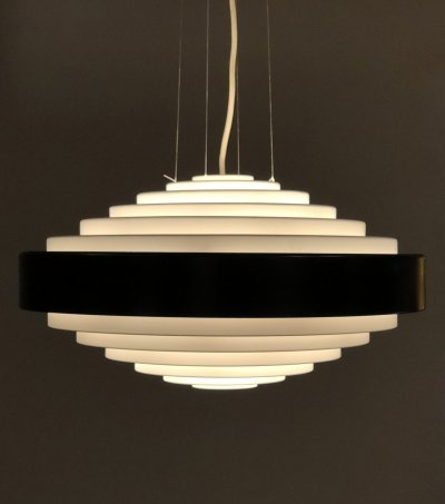 Early 1950s pendant lamp by Bruno Gatta for Stilnovo