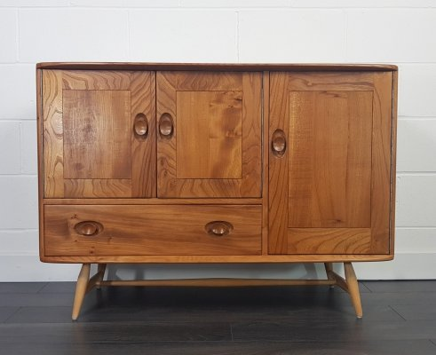 Ercol Splay Leg Sideboard, 1960s