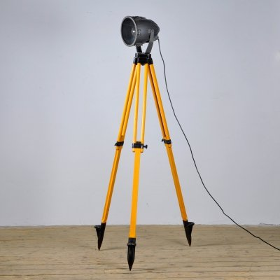 Russian tripod floor lamp, 1970s