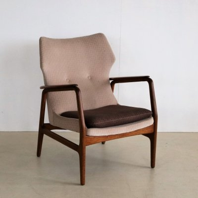Lounge chair by Aksel Bender Madsen for Bovenkamp, 1960s