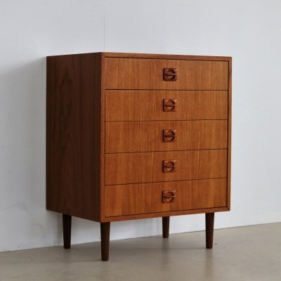 2 x vintage chest of drawers, 1960s