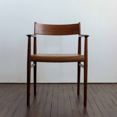 Arne Vodder 418 B rosewood chair by Sibast