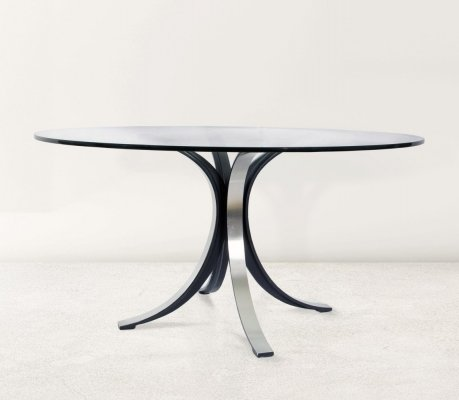 1960s Eugenio Gerli & Osvaldo Borsani side / dining table for Tecno