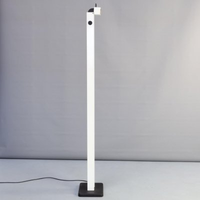 80s Sergio Carpani 'Zagar' dimmable halogen floorlamp for Stilnovo