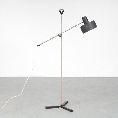Tripod floor lamp by Anvia, 1950s