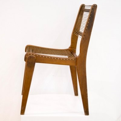 Vintage String chair, USA 1940s