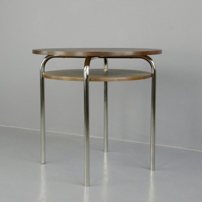 Bauhaus Side Table by Vichr & Co, Circa 1930s