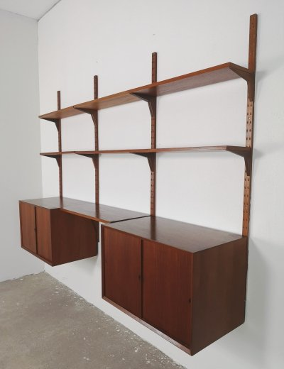 Poul Cadovius Wall Unit, 1950s