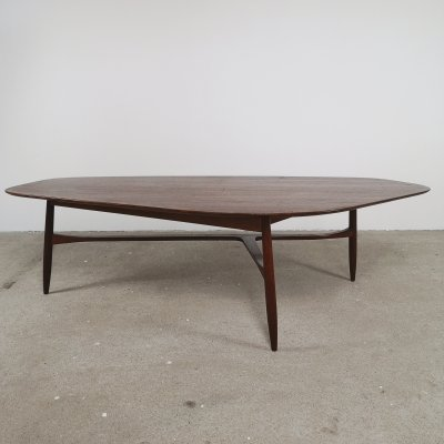 Kidney coffee table by Svante Skogh, 1960s