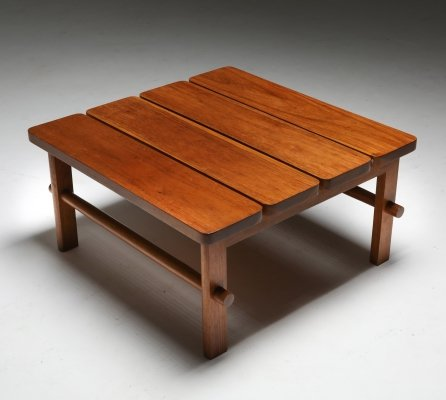 Brazilian Modern Coffee Table, 1960's