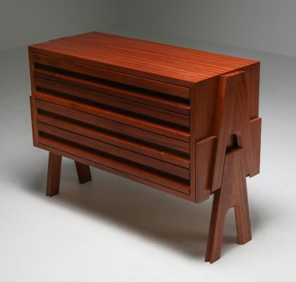 Mangiarotti & Morassutti 'Cavaletto' Commode with Drawers, 1950's