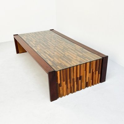 XL Percival Lafer coffee table, 1970s
