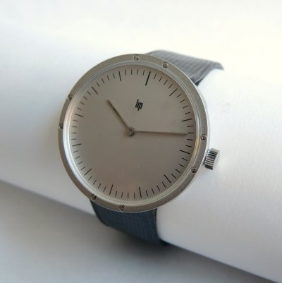 New Old Stock watch by Marc Held for Lip, France 1974