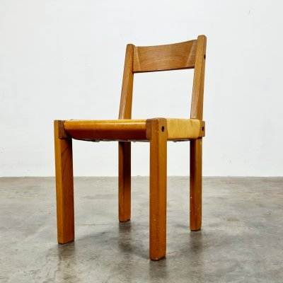 S24 chair by Pierre Chapo, 1960s