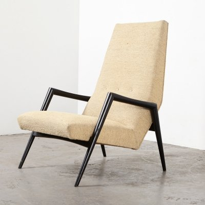 Rare Rob Parry Triennale Lounge Chair for Gelderland, 1953