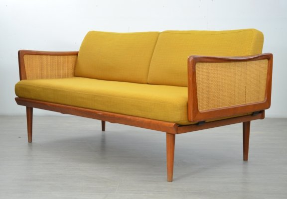 Sofa / Daybed by Peter Hvidt & Orla Mølgaard for France & Søn