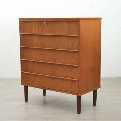 Danish Chest of Drawers, 1960s