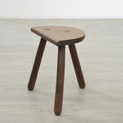 French Milking Stool, 1960s