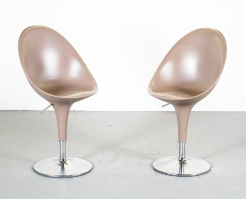 Pair of Bombo Stools by Stefano Giovannoni for Magis, 1997