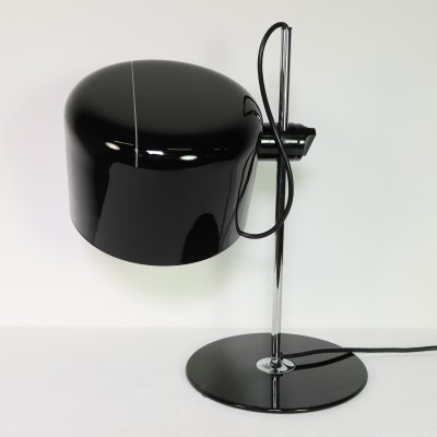 Coupe desk lamp by Joe Colombo for Oluce, 1960s