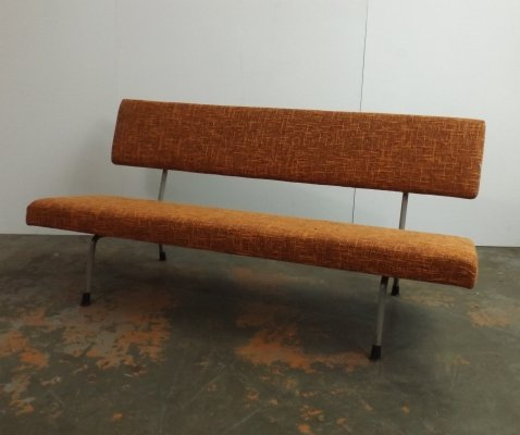 Model 447 sofa by Wim Rietveld for Gispen, 1950s