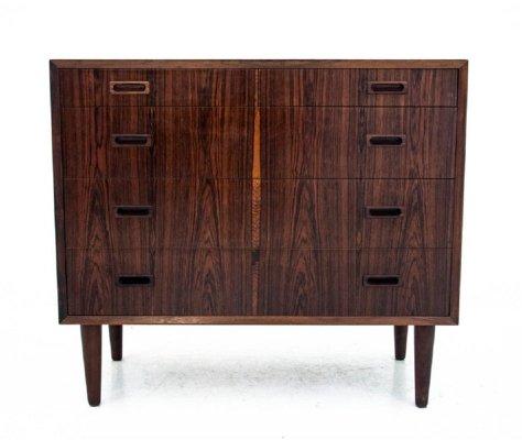 Rosewood commode, Danish design 1960s