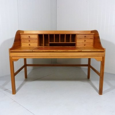 Large desk by Andreas Hansen for Hadsten Træindustri, Denmark 1960s