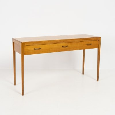 German console table with drawers, 1950s