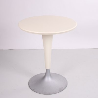 Space age Dr. Na bistro table by Philippe Starck for Kartell, 1980s