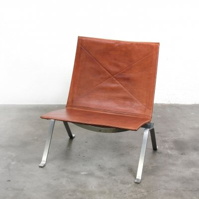 Poul Kjaerholm PK22 Chair by E Kold Christensen, Denmark 1956