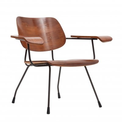 Model 8000 arm chair by Tjerk Reijenga for Pilastro, 1960s