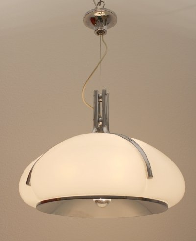 Quadrifoglio pendant lamp by Gae Aulenti for Harvey Guzzini, Italy 1960s