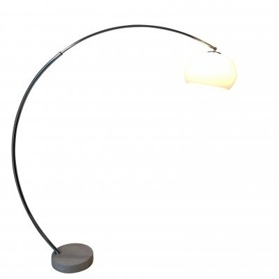 Mid-Century Arc Floor Lamp, 1970s