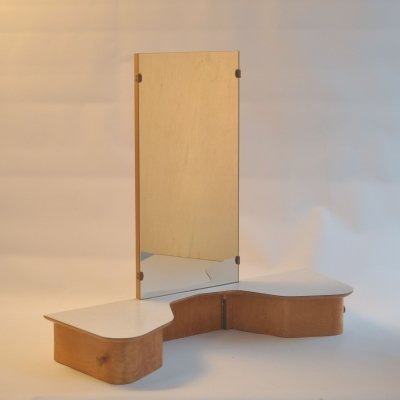 Pastoe EB05 dressing table by Cees Braakman, 1950s