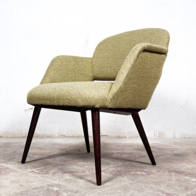 Vintage Arm Chair by Miroslav Navratil, 1960s