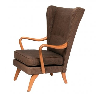 Midcentury Bambino Chair by Howard Keith, c.1960
